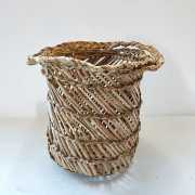 #772  Burkina weave basket