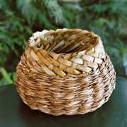 #669 twined bowl