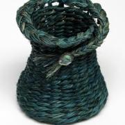 #542 Twined basket