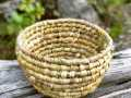 #671 coiled bowl