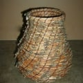PIne needle pot - sold