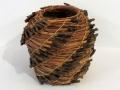 Pine needle pot #199 - sold