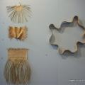 Four harakeke works in EDGE exhibition