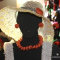 Wrap Dup hat and jewellery