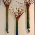 Nikau trio $80 each, $225 for three
