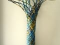 Nikau - blue/green/gold sold