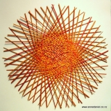Emanation #246 - orange