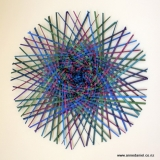 Woven disc - sold