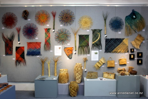 Exhibition at Hokitika Craft Gallery